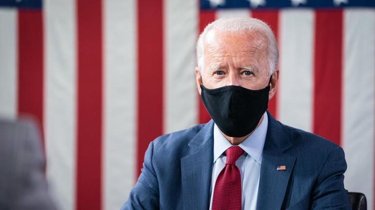 """Biden: kwestionowanie przez Trumpa wyników wyborów """"całkowicie nieodpowiedzialne"""""""