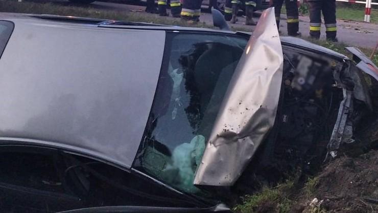 Kierowca wybrał się na jazdę próbną, mając ponad 1,5 promila. Potrzebna była pomoc