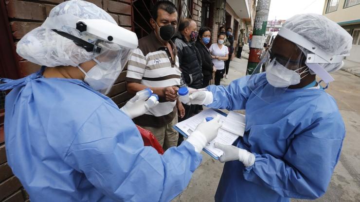 6,5 mln zakażonych na całym świecie. Koronawirus. Najnowsze informacje z Polski i świata [RELACJA]