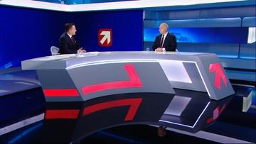"""""""Nasza odpowiedź brzmi: nie"""". Sasin o propozycji przeniesienia 2 mld zł z TVP na onkologię"""