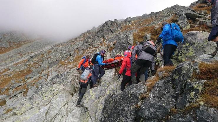 Polak zginął w słowackich Tatrach. Został śmiertelnie rażony piorunem