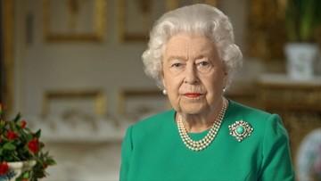 Królowa Elżbieta II podkreśliła wartość samodyscypliny i determinacji