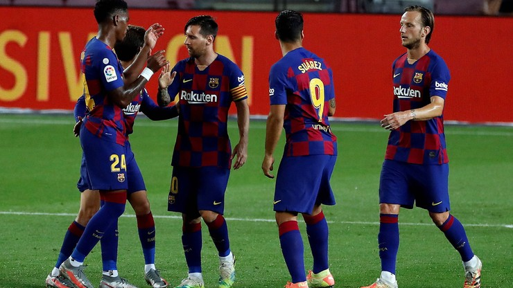 Barcelony sezon spisany na straty?
