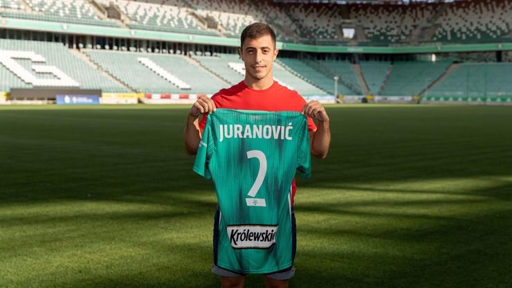 Legia Warszawa potwierdza drugi transfer! Josip Juranović podpisał kontrakt