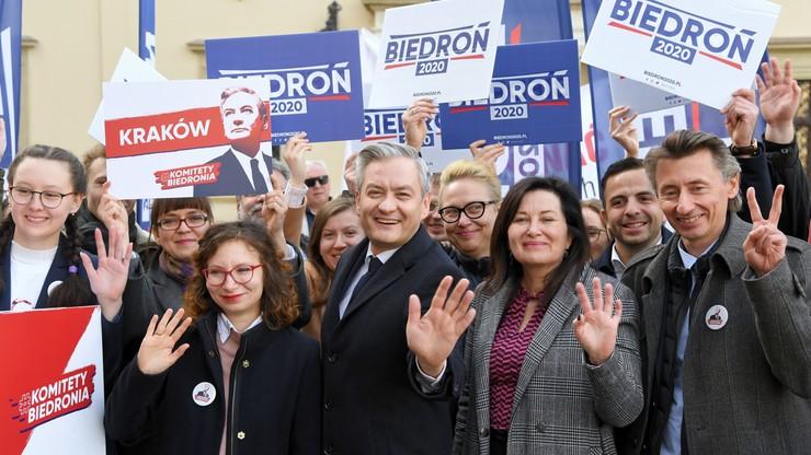 Biedroń: chcę, żeby Polska była czempionem, jeśli chodzi o transformację energetyczną