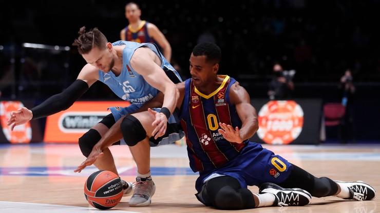 Euroliga koszykarzy: Mateusz Ponitka pomógł Zenitowi odnieść wygraną w Lyonie