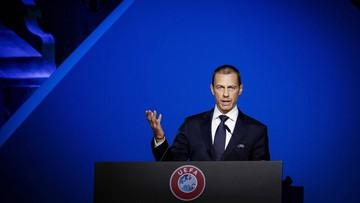 Szef UEFA: Mamy plan awaryjne na ten sezon, ale musimy czekać, tak jak wszyscy