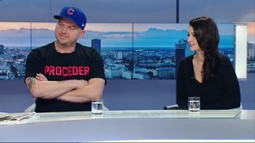"""""""Proceder"""" - dziś premiera filmu o Tomaszu Chadzie. Michał Węgrzyn i Anna Matysiak w Polsat News"""
