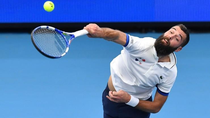 ATP Cup: Serbia - Francja. Transmisja w Polsacie Sport Extra i na Polsatsport.pl