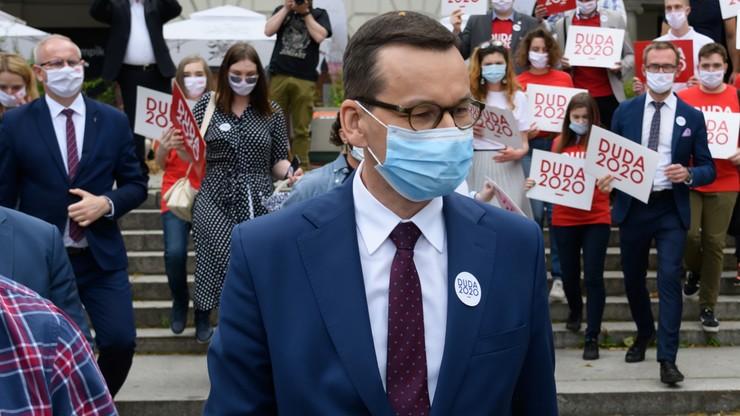 Premier: nieudolność, kłamstwo, lenistwo to drugie imiona PO i Rafała Trzaskowskiego