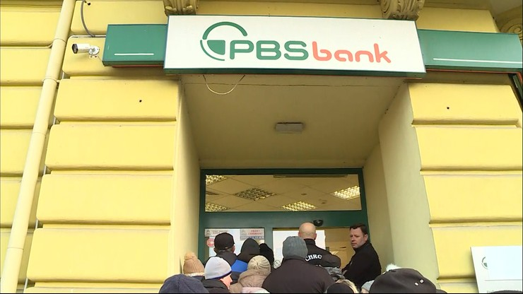Kłopoty banku PBS. Komisja Nadzoru Finansowego zawiadamia prokuraturę