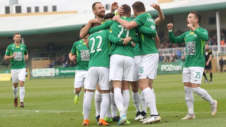 Fortuna 1 Liga: Lider zagra w Olsztynie