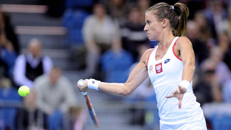 WTA Elite Trophy: Rosolska zaczęła od porażki w deblu