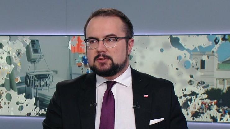 Wiceszef MSZ: Polska jest zadowolona, że Niemcy mogą zmienić zdanie ws.  Nord Stream 2