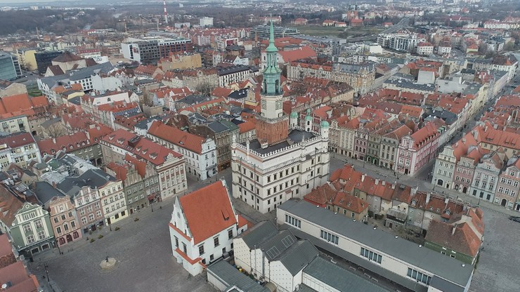 Poznań: koronawirus w Urzędzie Miasta