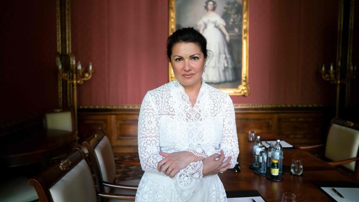 Śpiewaczka Anna Netrebko zakażona koronawirusem. Przebywa w szpitalu