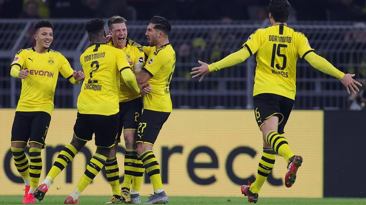 Liga Mistrzów: Borussia Dortmund - Paris Saint-Germain. Transmisja w Polsacie Sport Premium 2