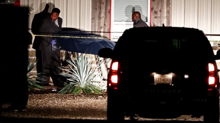 Strzelanina na imprezie uczelnianej w Teksasie. Są ofiary