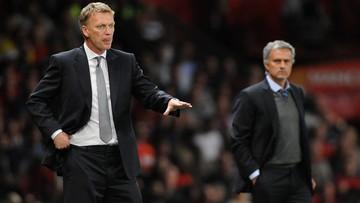 Mourinho i Moyes rozwożą żywność po stolicy Anglii