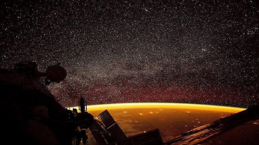 Fot. NASA / ISS.