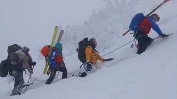 Pracowita niedziela w Beskidach. Ratownicy GOPR pomogli dziewięciu turystom