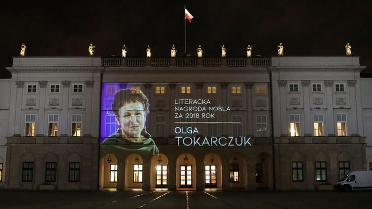 List gratulacyjny prezydenta do Tokarczuk. ''Wielkie osobiste osiągniecie i wspaniały sukces''