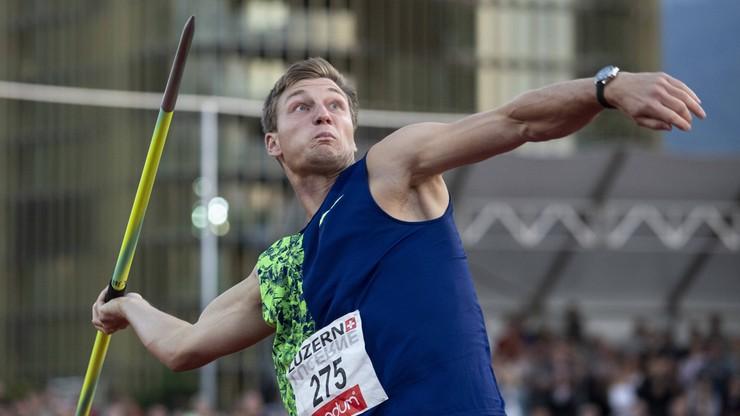 Mistrz olimpijski w rzucie oszczepem został ojcem