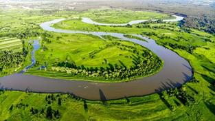 06.07.2020 08:00 Oto najpiękniejsze polskie rzeki i jeziora widziane z lotu ptaka [FILM]