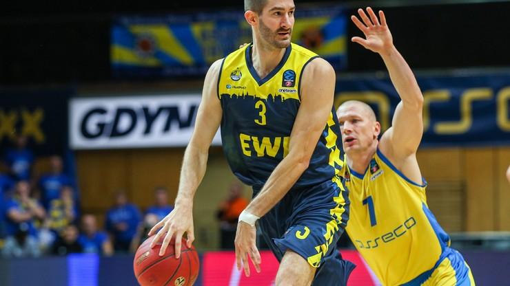 Polskie drużyny rozpoczynają rewanże w koszykarskich pucharach