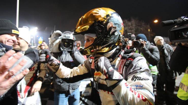 Rajd Barbórka: Kajetanowicz wygrał i poprawił rekord Kuchara