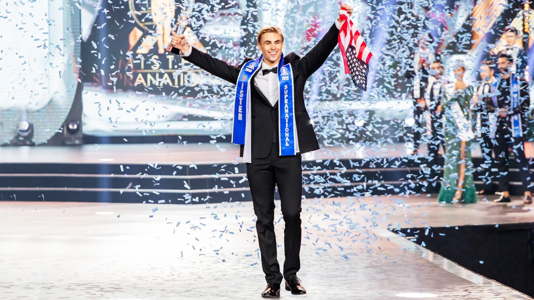 Już wiemy, kto zdobył tytuł Mister Supranational 2019!