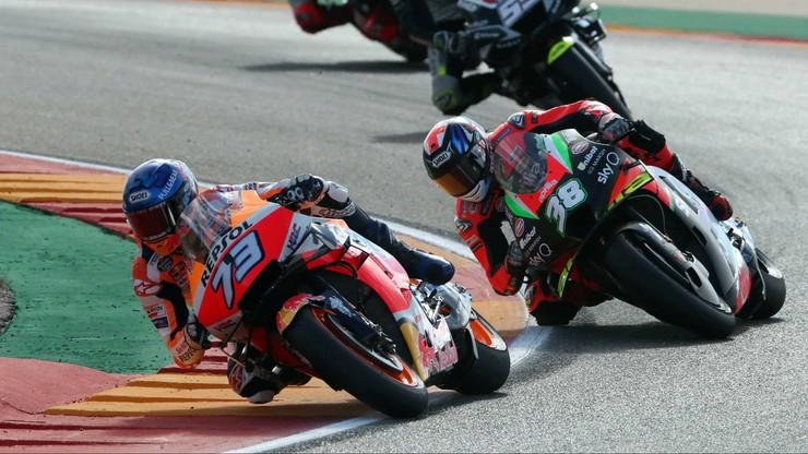 MotoGP: Dreszczowiec w Walencji. Transmisja na Polsatsport.pl