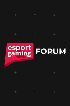 2019-10-24 Esport & Gaming Forum. Transmisja u nas!