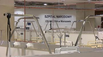 Szpital MSWiA odpiera zarzuty posłów Koalicji Obywatelskiej