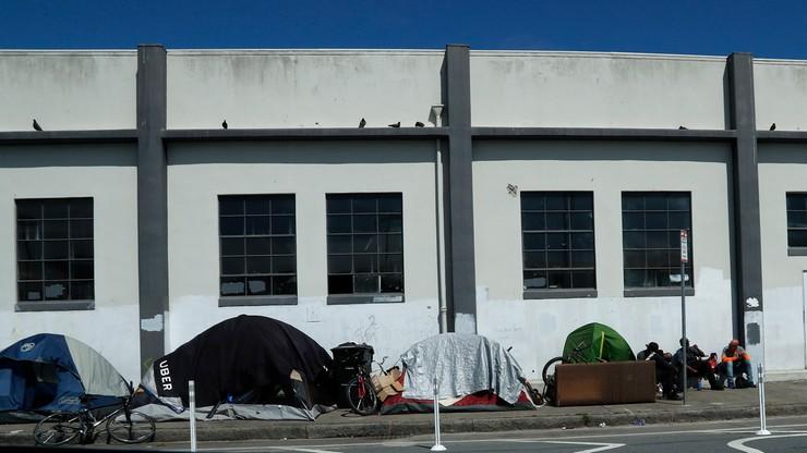 W hotelach w San Francisco zamieszkają bezdomni