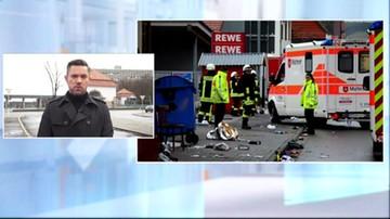 """Atak na paradę w Niemczech. Sprawca mówił, że """"będzie o nim głośno"""""""