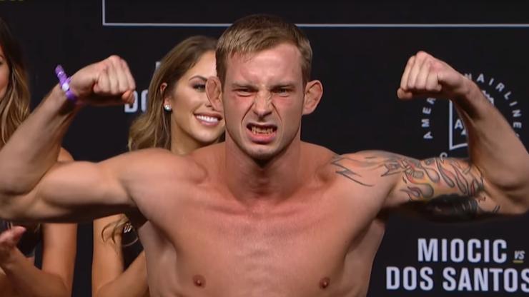 UFC: Jotko wrócił do rankingu wagi średniej!