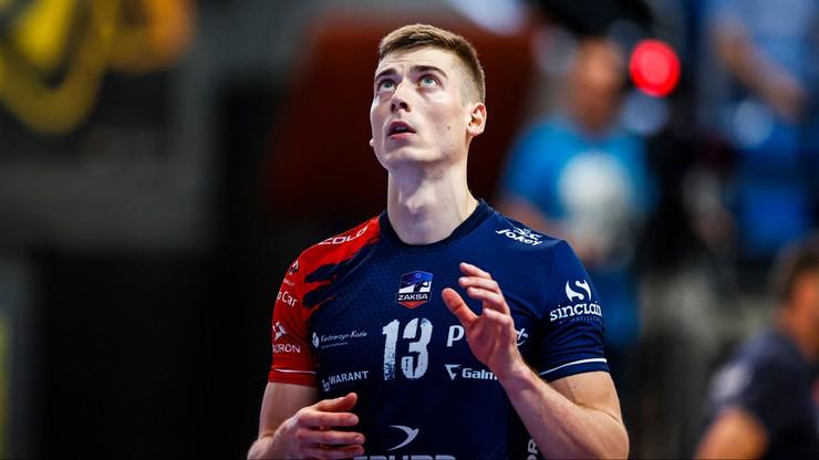 PlusLiga: Grupa Azoty ZAKSA Kędzierzyn-Koźle lepsza w hicie. Niesamowity mecz Kamila Semeniuka