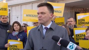 Były minister w rządzie PO-PSL szefem sztabu Hołowni