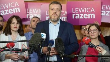 Zandberg: PiS nie ucieknie od odpowiedzialności za Banasia