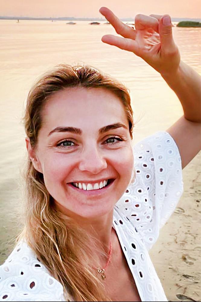 2020-08-12 Małgorzata Socha nad polskim morzem. Wakacje z uśmiechem