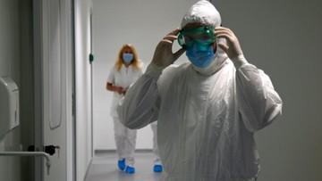Lekarka odsunięta od zawodu. Kwestionowała epidemię koronawirusa