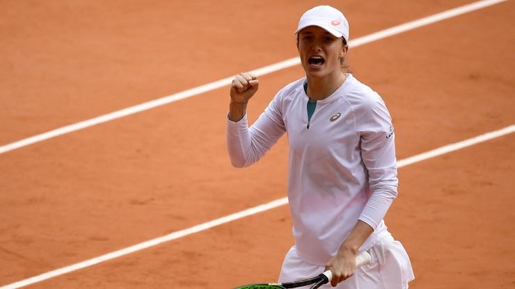 Legenda polskiego tenisa oceniła szanse Świątek w finale French Open