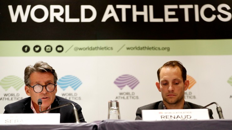 Tokio 2020: Rosyjskich lekkoatletów nie chcą na igrzyskach