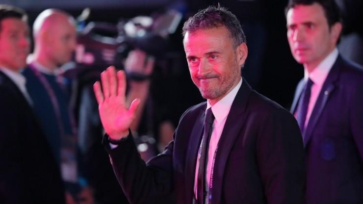 Euro 2020: Enrique zadowolony z wyników losowania