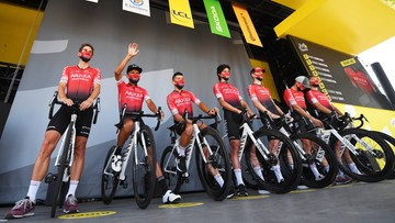 Tour de France: Dwaj kolarze ekipy Arkea-Samsic mogą wrócić do ścigania