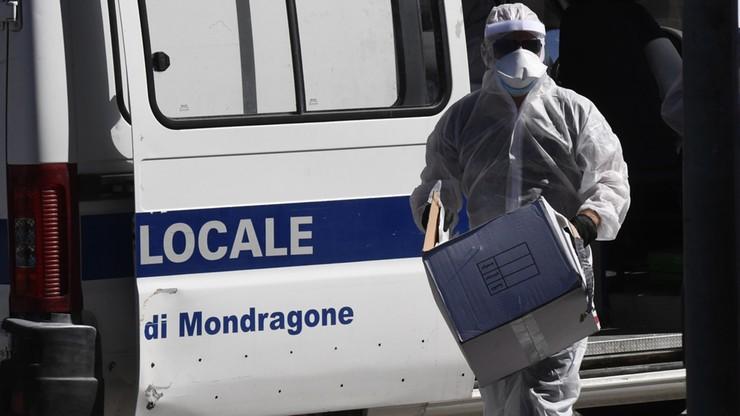 Włochy: rekordowo niska liczba zmarłych na Covid-19 w ciągu doby