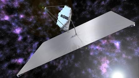 NASA inwestuje w futurystyczny teleskop, który sam zbuduje się w kosmosie