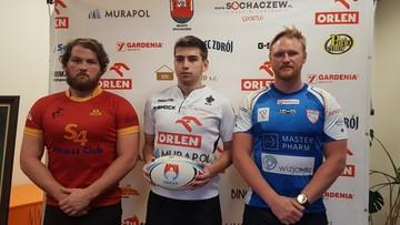 Ekstraliga rugby: Już pod koniec czerwca przedsezonowy turniej w Sochaczewie