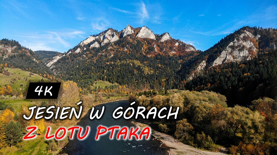23.10.2019 00:00 Jesień w górach z lotu ptaka